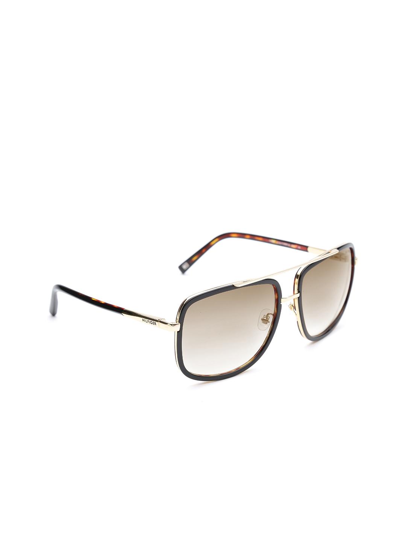 a488d344260bac Buy Tommy Hilfiger Men Square Sunglasses 7893 - Sunglasses for Men ...