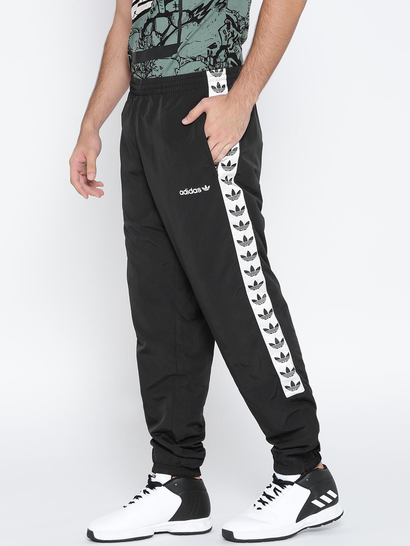 e3cad1543826 Buy ADIDAS Originals Black Tonto Tape Wind P Joggers - Track Pants ...