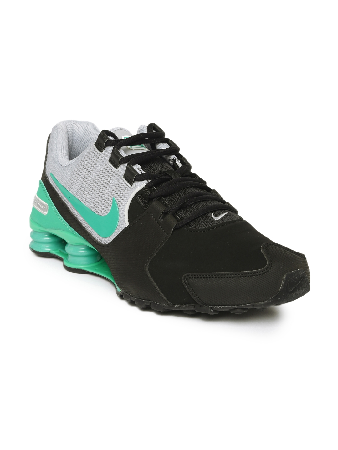 the best attitude f84a7 2a84f Buy Nike Men Black SHOX AVENUE LTR Sneakers - Casual Shoes for Men ...