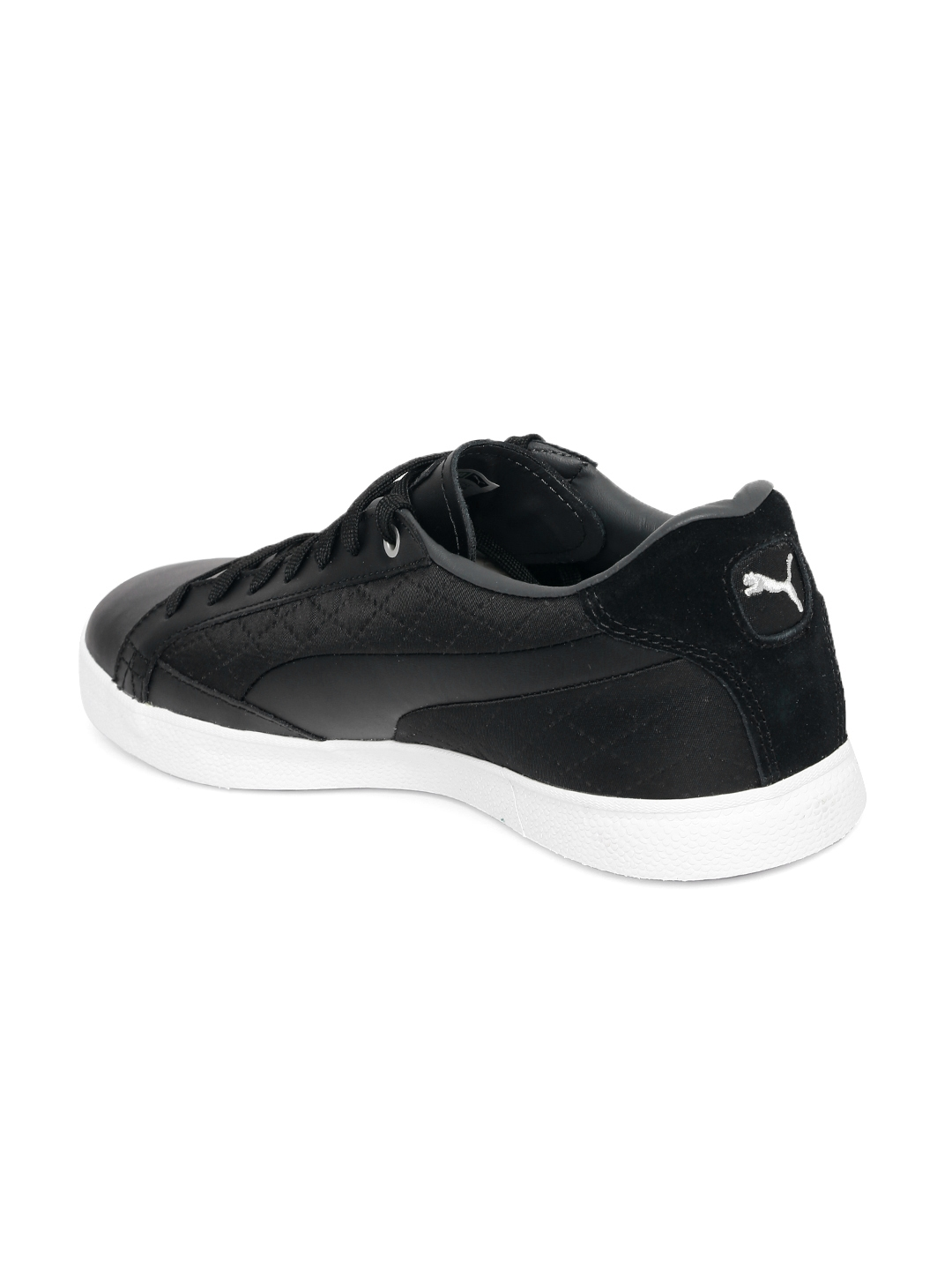 fc548124ae0 Buy Puma Men Black Match Vulc 2 Quilted Sneakers - Casual Shoes for ...