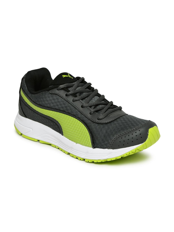 ecb00d48c39 Buy Puma Men Grey Rapple Running Shoes - Sports Shoes for Men ...
