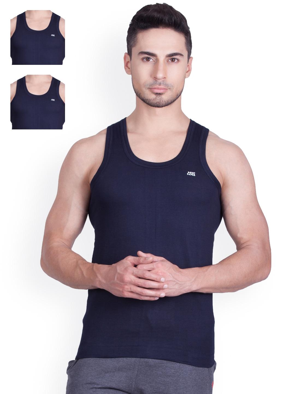 091b2c763e44 Buy Lux Cozi Pack Of 3 Innerwear Vests COZI_NAVYBLUE_RN - Innerwear ...