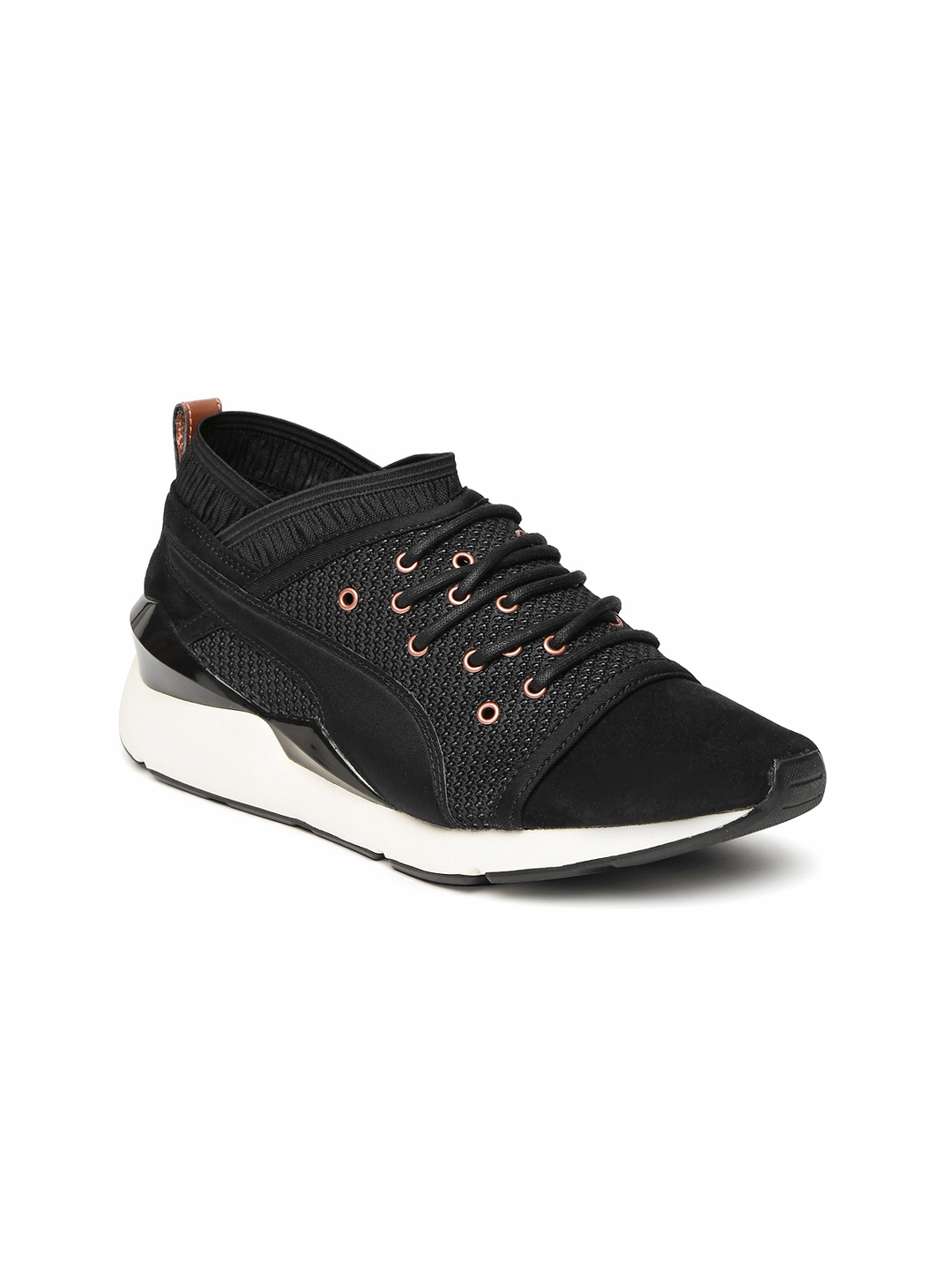478100bfd7e5 Buy Puma Women Black Pearl VR Sneakers - Casual Shoes for Women ...