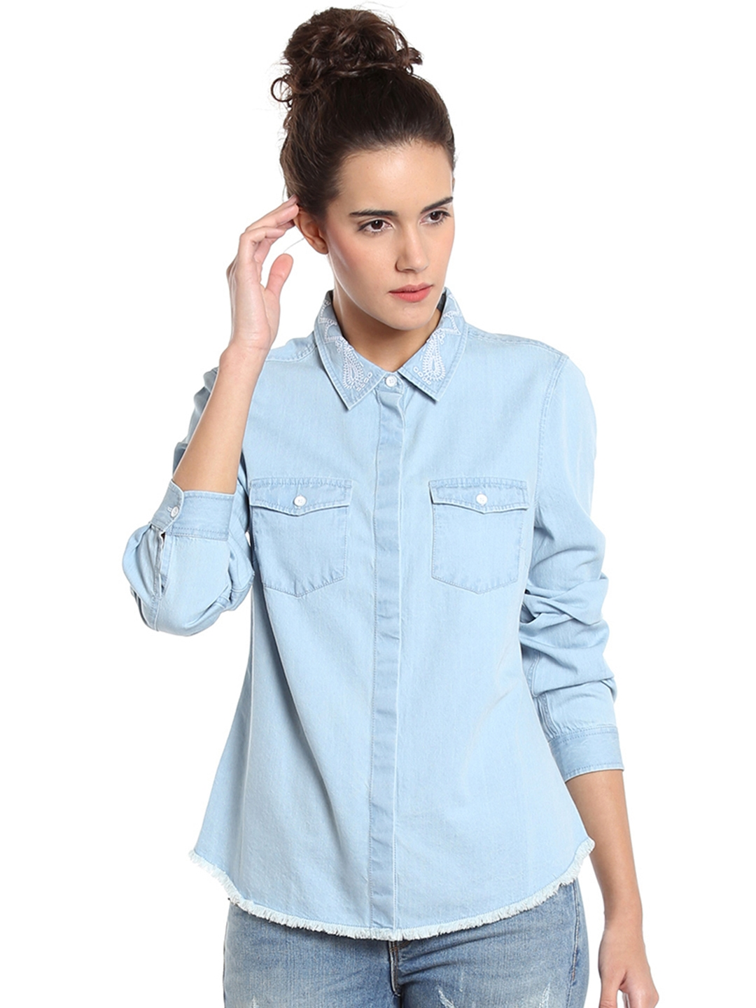 2beb52c6ca4 Blue Jean Shirts Womens – EDGE Engineering and Consulting Limited