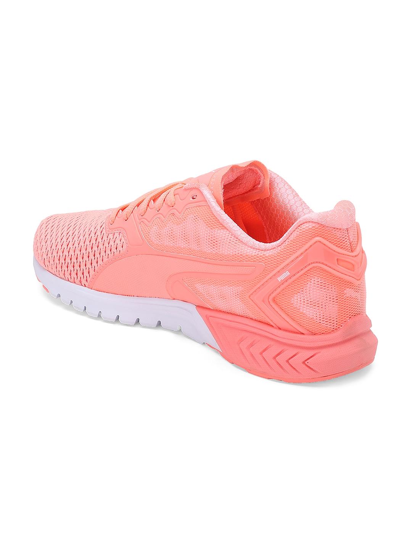 6e020eff861 Buy Puma Women Peach Coloured IGNITE Dual Mesh Running Shoes ...