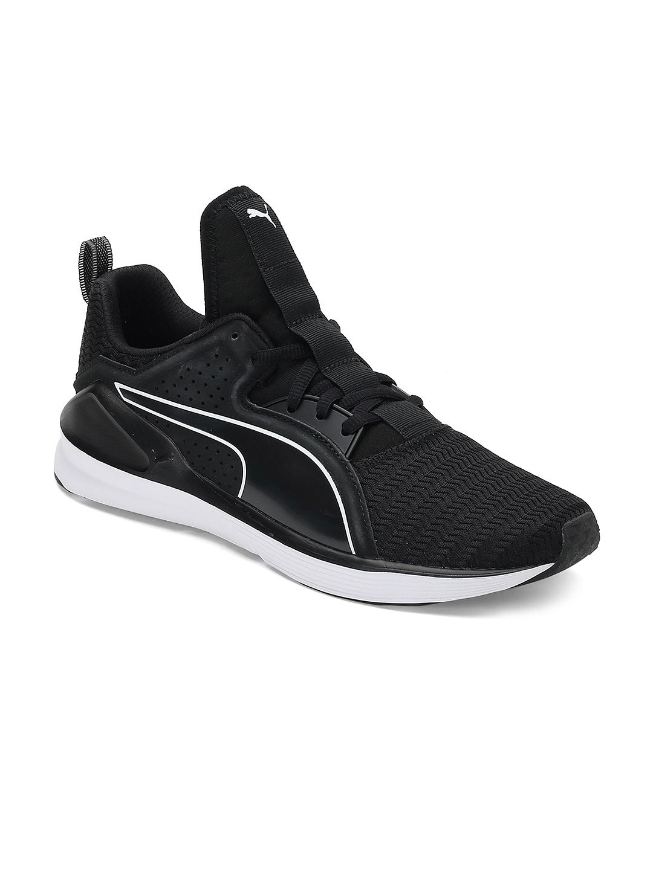 innovative design c538f 39f31 Buy Puma Women Black Fierce Lace Core Training Shoes ...