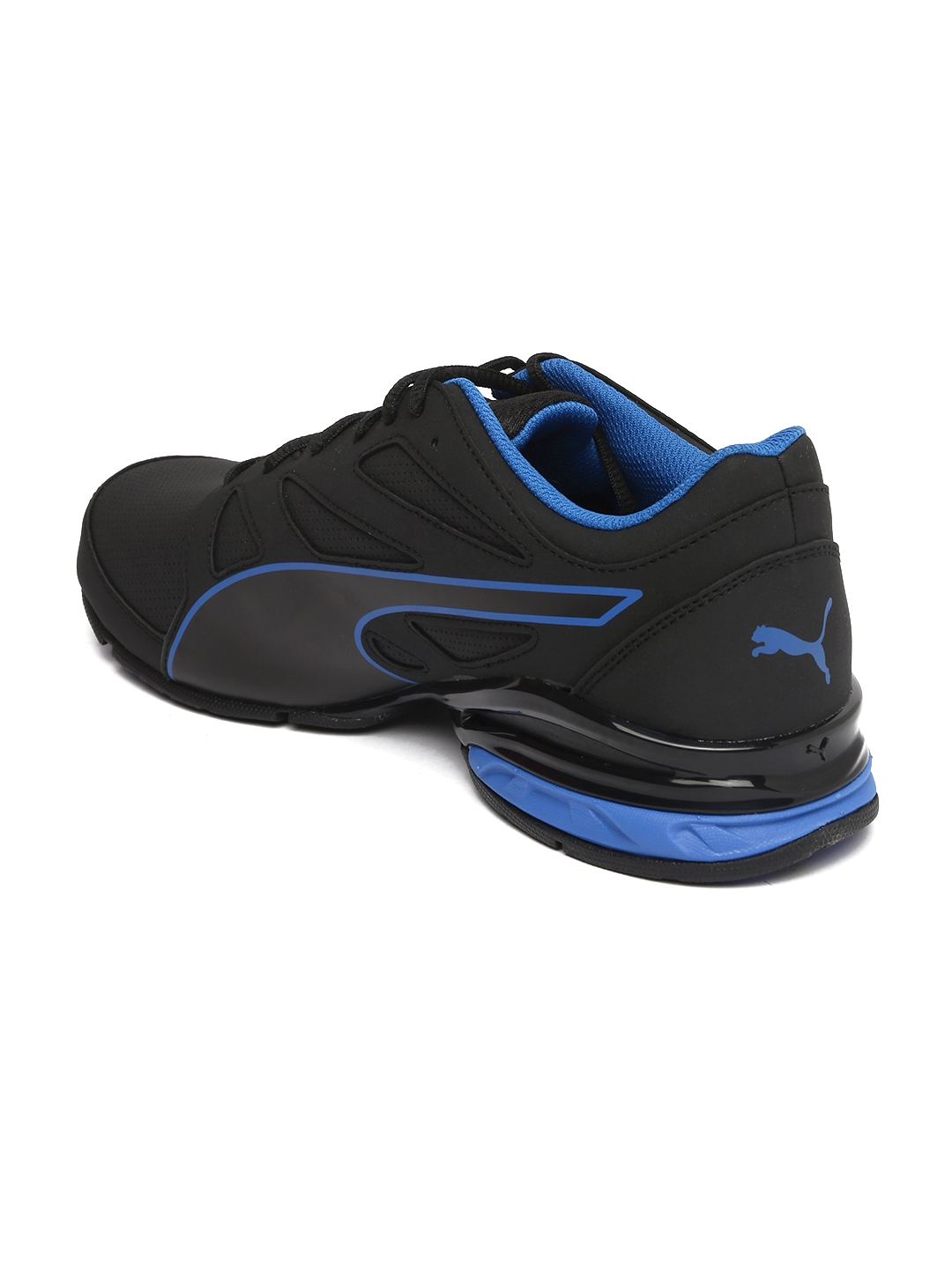 Buy Puma Men Black Tazon Modern SL FM Running Shoes - Sports Shoes ... e911a34ed