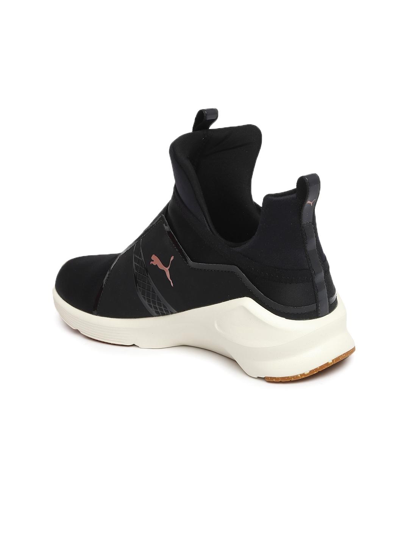 7bcd5524e14 Buy Puma Women Black Fierce VR Training Shoes - Sports Shoes for ...