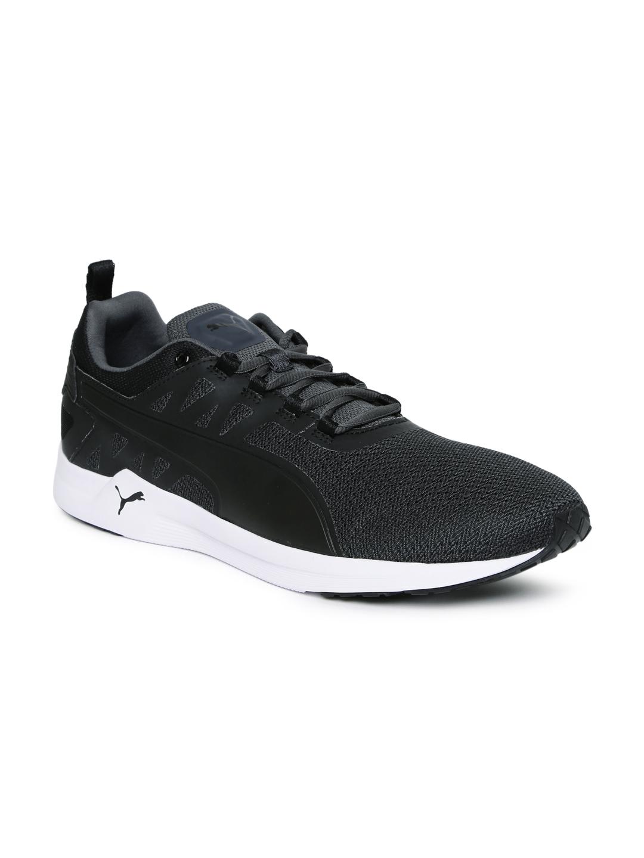6376ddab6023 Buy Puma Men Black Pulse XT 2 Core Training Shoes - Sports Shoes for ...