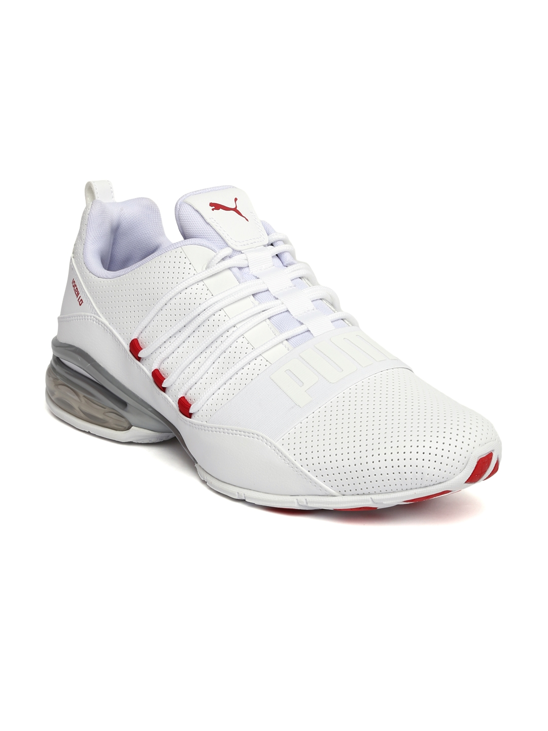 67a6dd52b8822d Buy Puma Men White Cell Regulate SL Running Shoes - Sports Shoes for ...