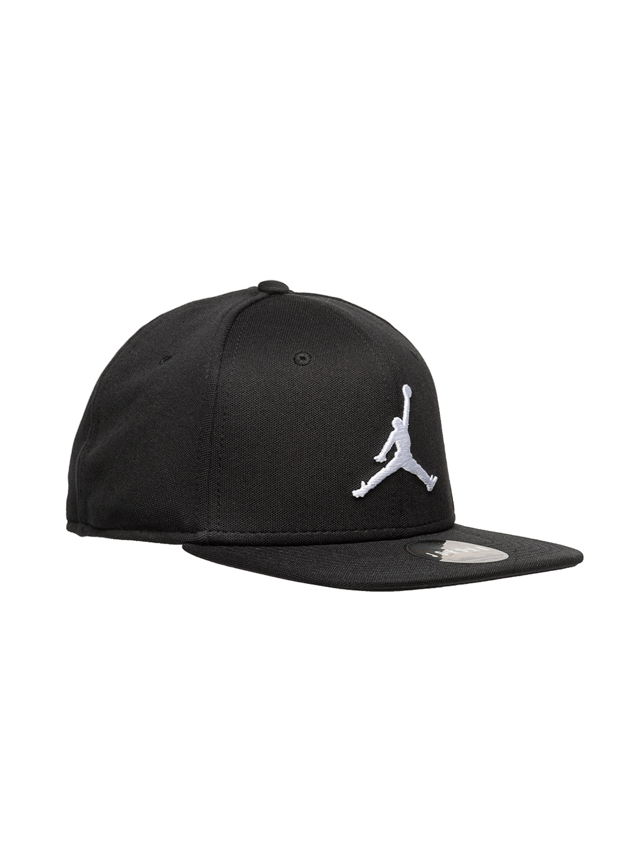 f27efa01459 Buy Nike Unisex Black Jumpman Snapback Basketball Cap - Caps for ...