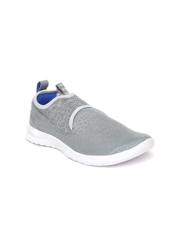 19f3a12fd4e Buy Reebok Women Grey DMX LITE SLIP Walking Shoes - Sports Shoes for ...