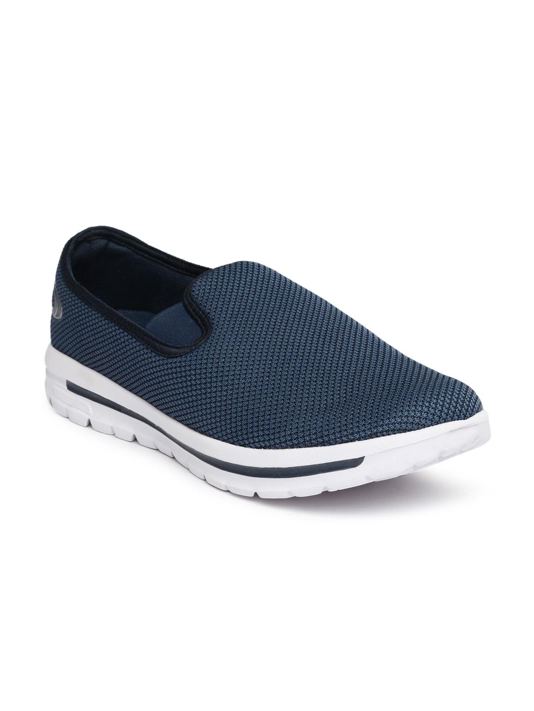 Performax Men Navy Blue Running Shoes