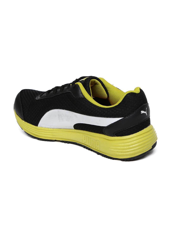 114944c04d4a8c Buy Puma Men Black Reef Fashion Running Shoes - Sports Shoes for Men ...