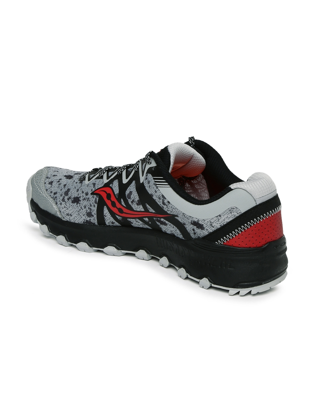 5eee1f9119 Buy Saucony Men Grey GRID CALIBER TR Running Shoes - Sports Shoes ...