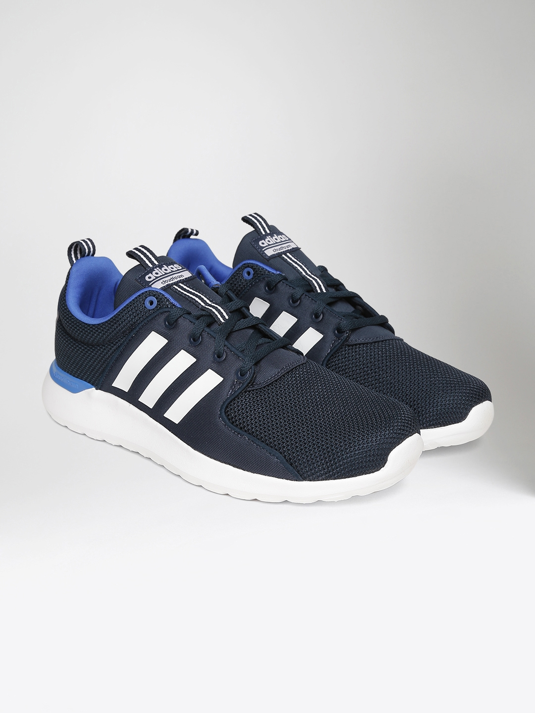 65dd2419952 Buy ADIDAS NEO Men Navy Blue CloudFoam LITE Racer Sneakers - Casual ...