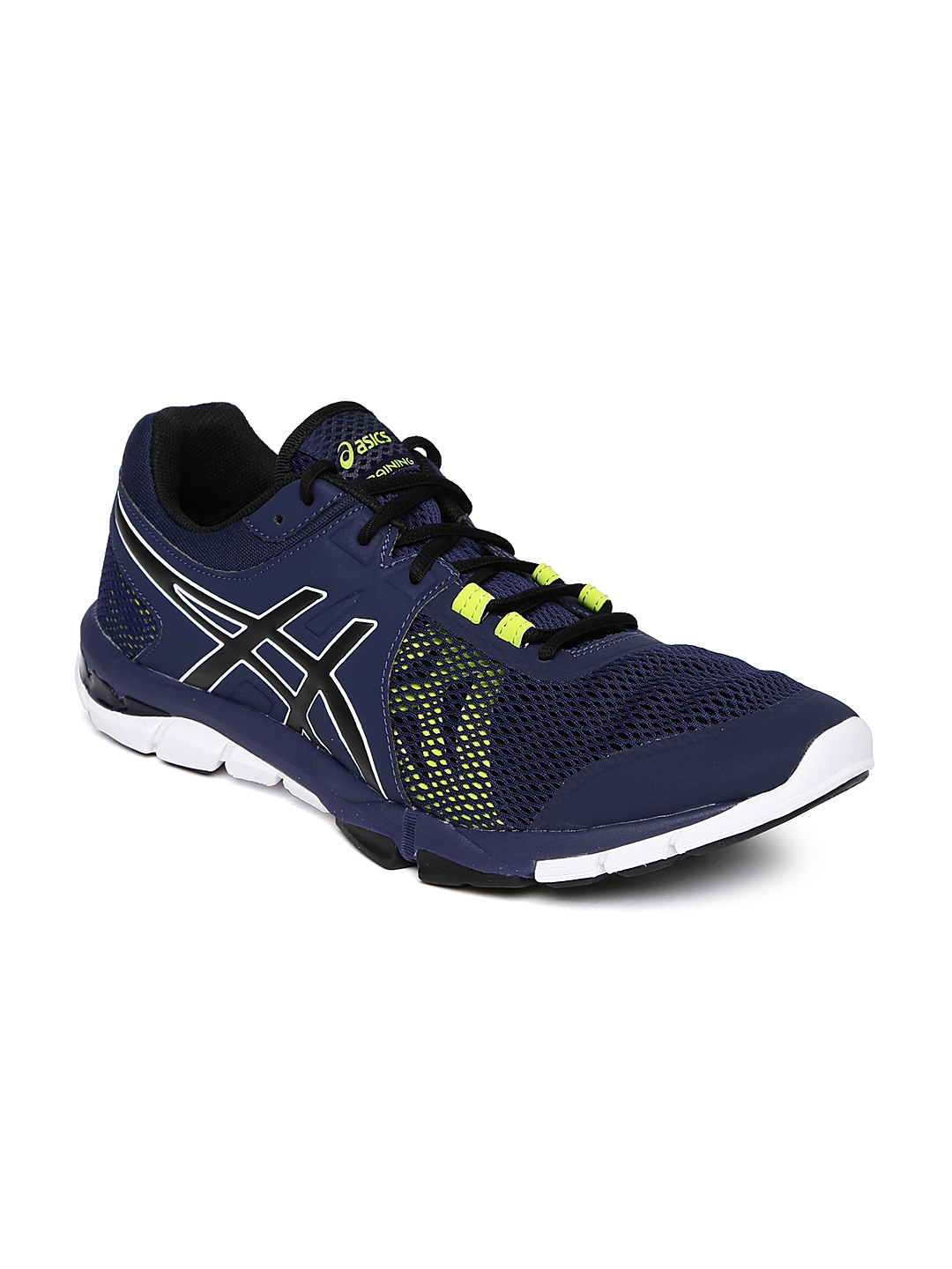 cee1aaf00905 Buy ASICS Men Navy Blue GEL CRAZE TR 4 Training Shoes - Sports Shoes ...