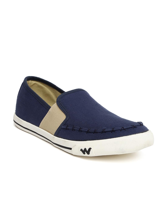 92746cf25ba Buy Wildcraft Men Navy Slip Ons - Casual Shoes for Men 2052128