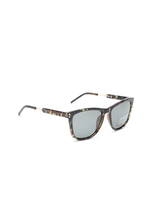 0085a032043c7 Buy Polaroid Men Polarised Square Sunglasses 2033 S TRK 55AH ...