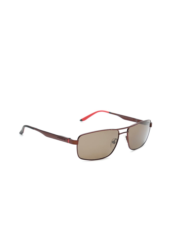 2e597e2754871 Buy Carrera Men Polarised Rectangle Sunglasses 8011 S GJI 58SP ...