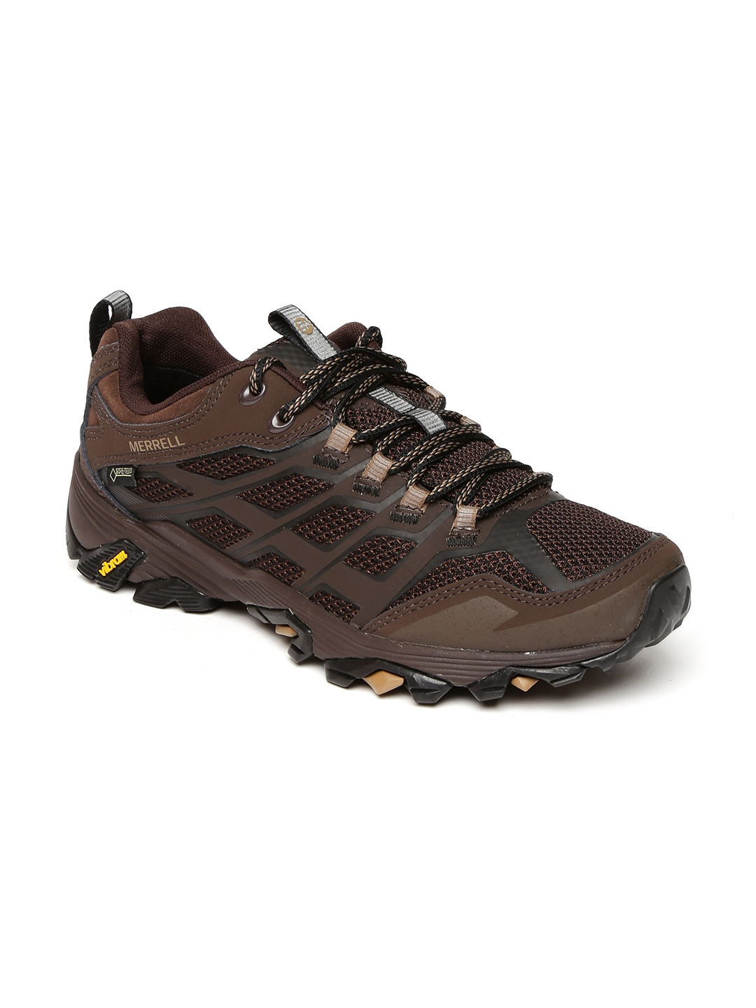 b585b5e77 Buy Merrell Men Brown MOAB FST GORE TEX Trekking Shoes - Sports ...