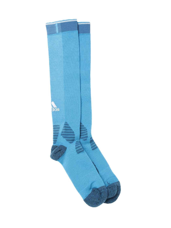 Buy ADIDAS Unisex Blue Energy Compression TC Running Knee Length ... 14ec4a2276