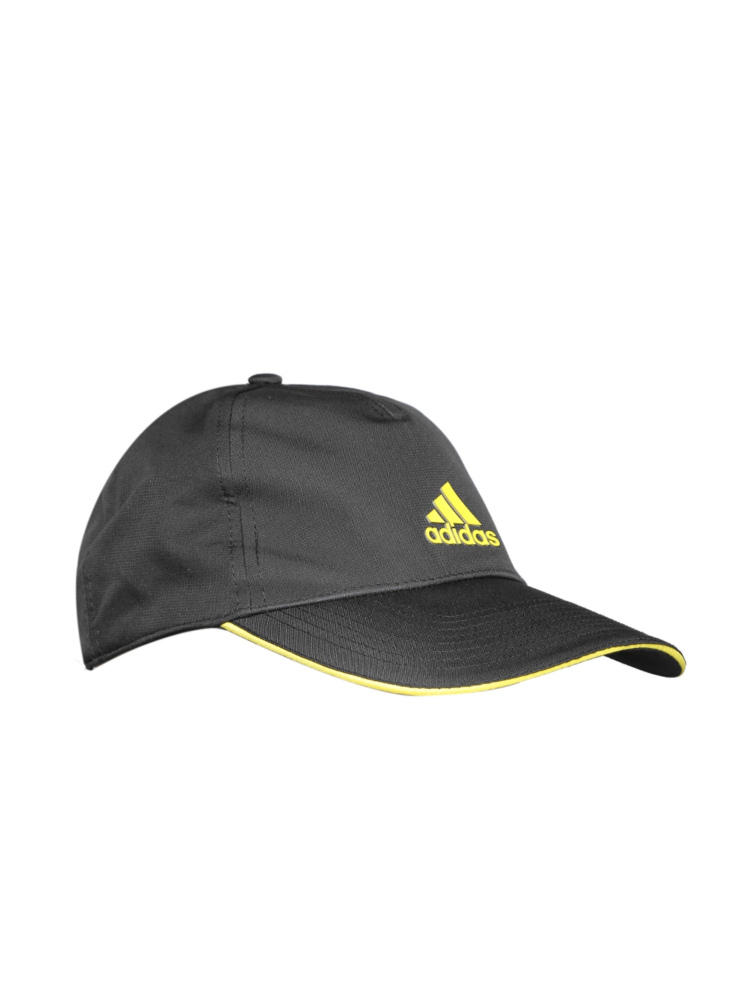 d1b160654a9 Buy ADIDAS Unisex Black 5Panel Clean ClimaLite Solid Cap - Caps for ...