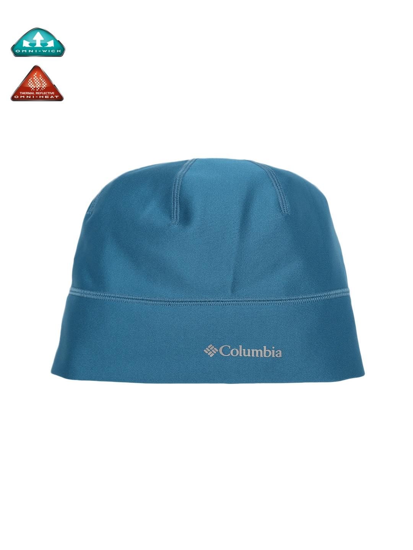 1404cc8ad8e Buy Columbia Unisex Teal Blue M Trail Summit Beanie - Caps for ...