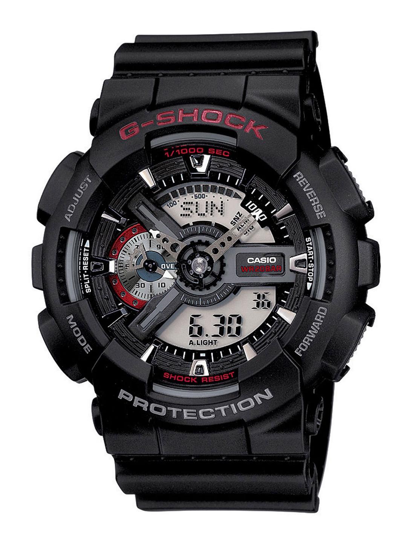g shock classic часы ga 110gb 1aer мужчины
