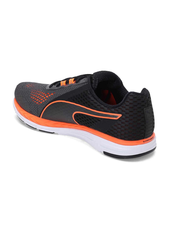 Buy Puma Men Grey Speed 500 IGNITE 2 Running Shoes - Sports Shoes ... 9d676b6ac