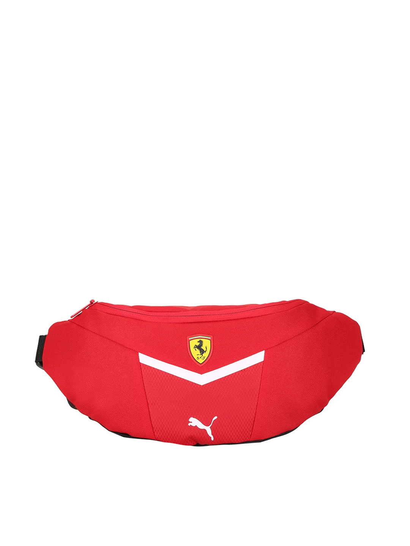 Buy Puma Unisex Red Ferrari Fanwear Waist Pouch - Waist Pouch for ... f683b89361