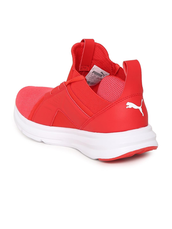 978a4ca544d5e6 Buy Puma Women Red Enzo Mesh Running Shoes - Sports Shoes for Women ...