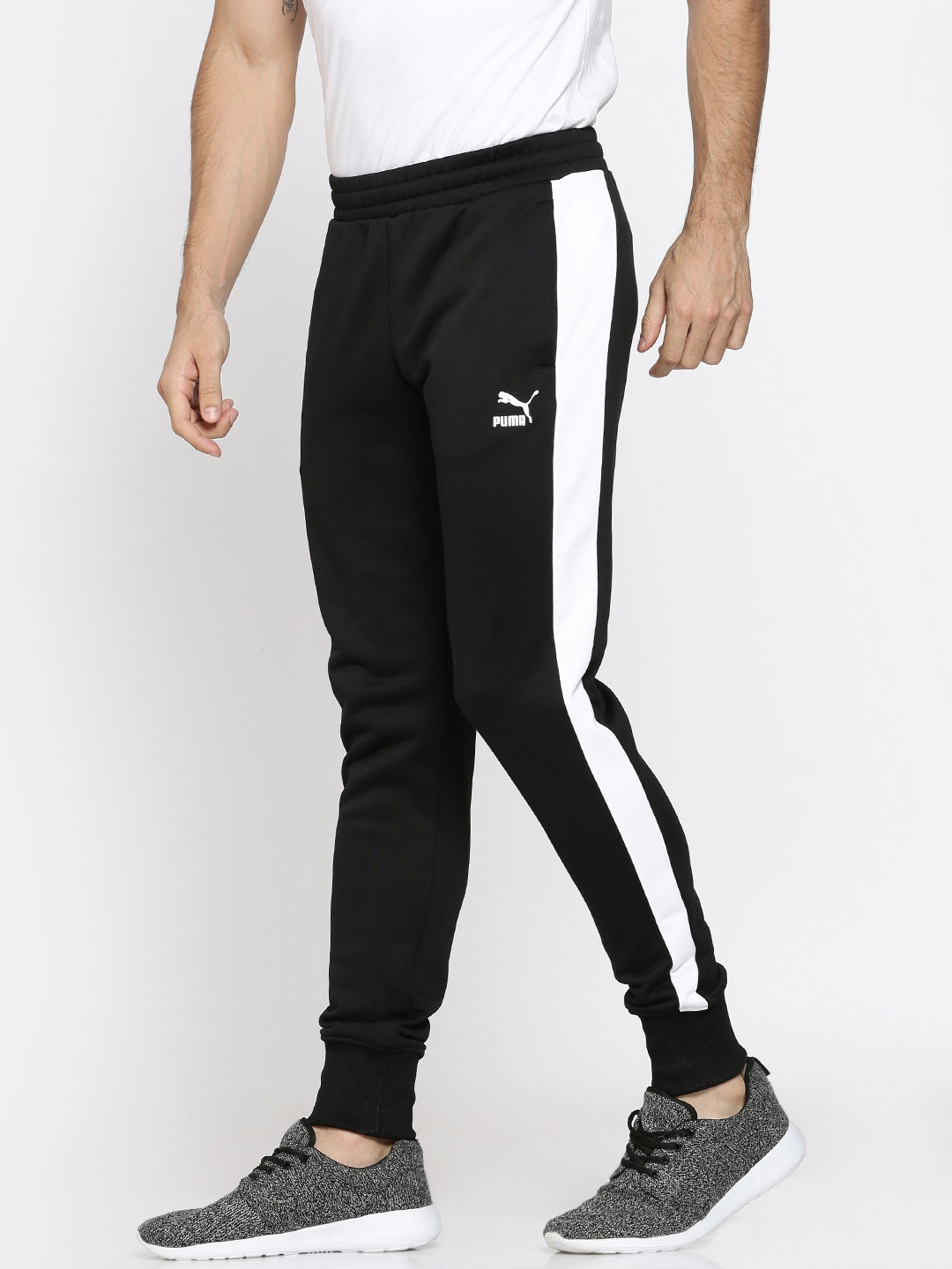 f7202402fadc Buy Puma Black Archive T7 Joggers - Track Pants for Men 2082665