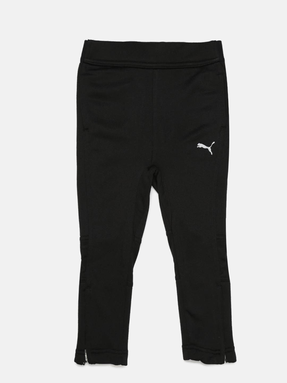 5bdd81737fae Buy Puma Boys Black Gym Track Pants - Track Pants for Boys 2082700 ...