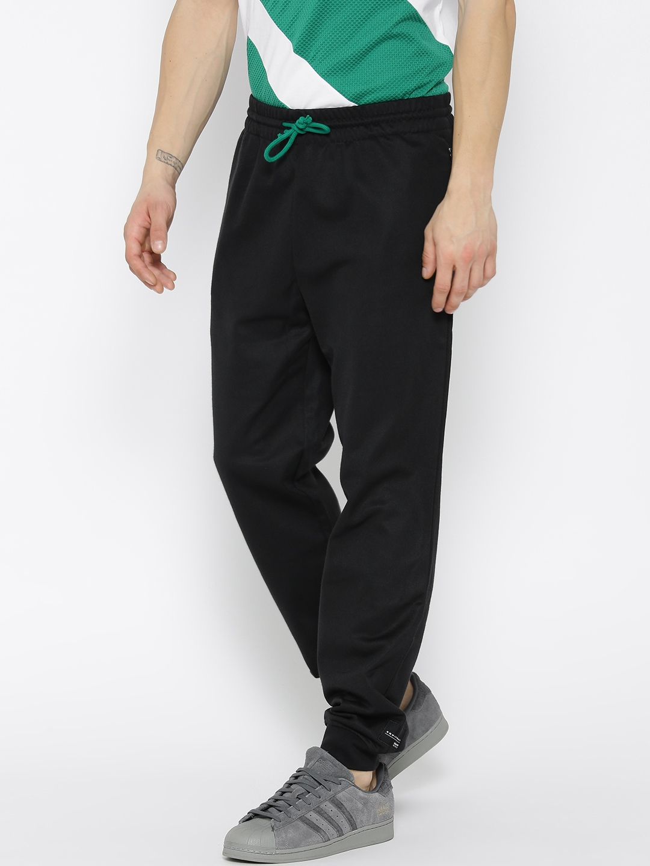 3a729eb523cc Buy ADIDAS Originals Black EQT Block Joggers - Track Pants for Men ...