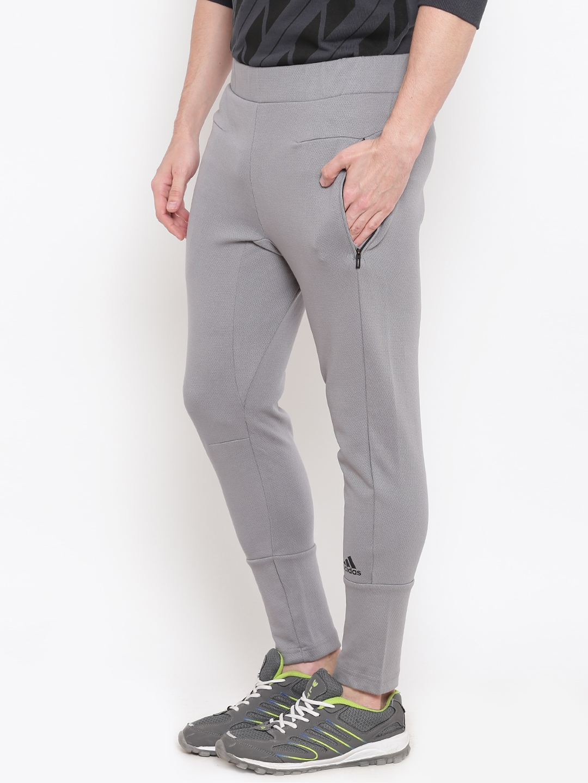 708042e3c Buy ADIDAS Grey ID Champ Track Pants - Track Pants for Men 2083511 ...