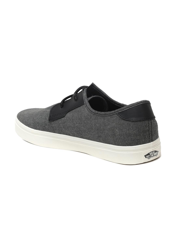 e59c3d40ebaafd Buy Vans Men Grey Michoacan SF Sneakers - Casual Shoes for Men ...