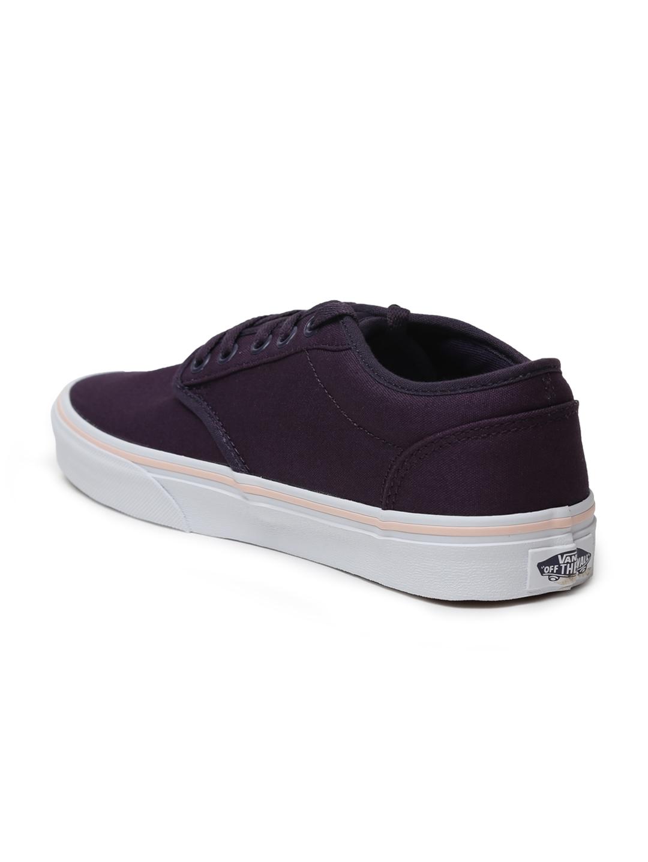 6c5c754a2167de Buy Vans Women Purple Atwood Sneakers - Casual Shoes for Women ...