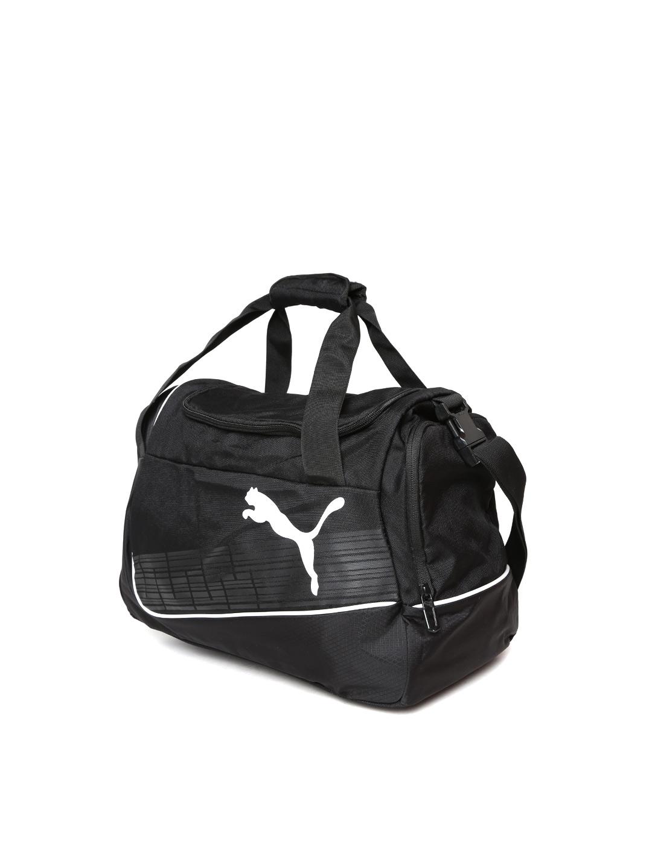 Buy Puma Unisex Black EvoPOWER Duffel Bag - Duffel Bag for Unisex ... c9395151f7eb0