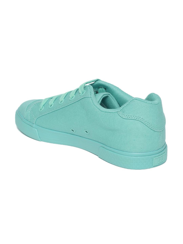 de206d1c45 Buy DC Women Sea Green Sneakers - Casual Shoes for Women 2091030 ...