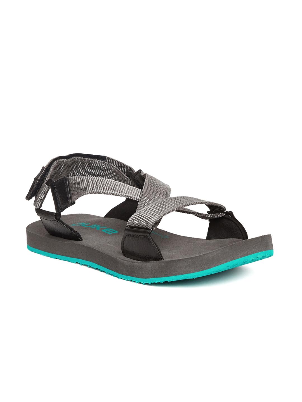 Buy Duke Men Grey Sandals - Sandals for Men 2093812  ba9b60a9828b
