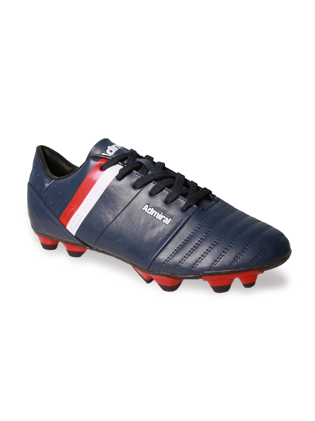 3d6d7799e Buy Admiral Men Navy Blue Football Shoes - Sports Shoes for Men 2107124