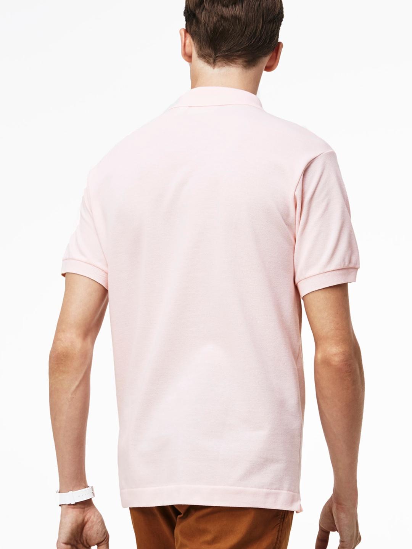 ad06e94055147c Mens Pink Lacoste Polo Shirt   Azərbaycan Dillər Universiteti