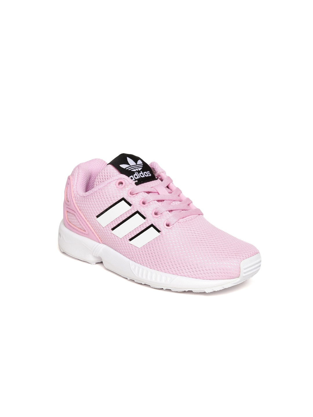 6d6826cfe5492 Buy ADIDAS Originals Kids Pink ZX FLUX C Sneakers - Casual Shoes for ...