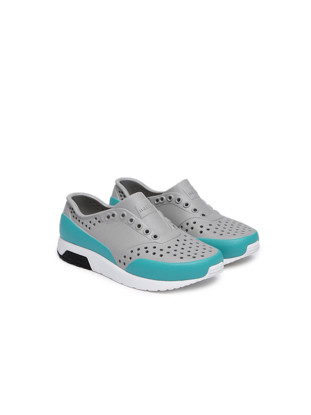 f61074b806c5a Buy Native Shoes Kids Grey Lennox Slip On Sneakers - Casual Shoes ...