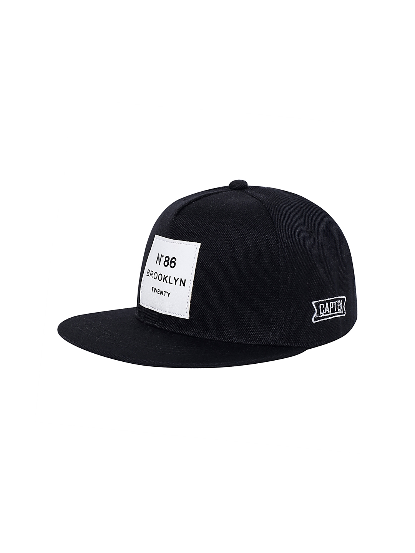 8dd825198b4 Buy NOISE Unisex Black Printed Snapback Cap - Caps for Unisex ...