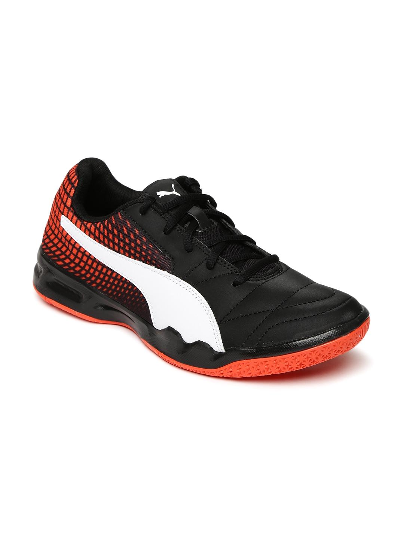 414b3090b Buy Puma Kids Black Veloz Indoor NG Badminton Shoes - Sports Shoes ...