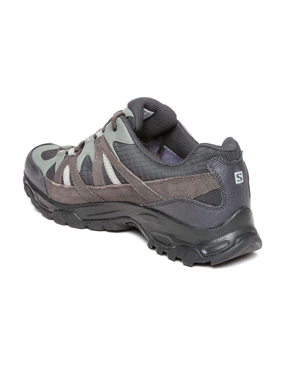 8b91b257f43f Buy Salomon Men Grey Escambia 2 Gtx Shoes - Sports Shoes for Men ...
