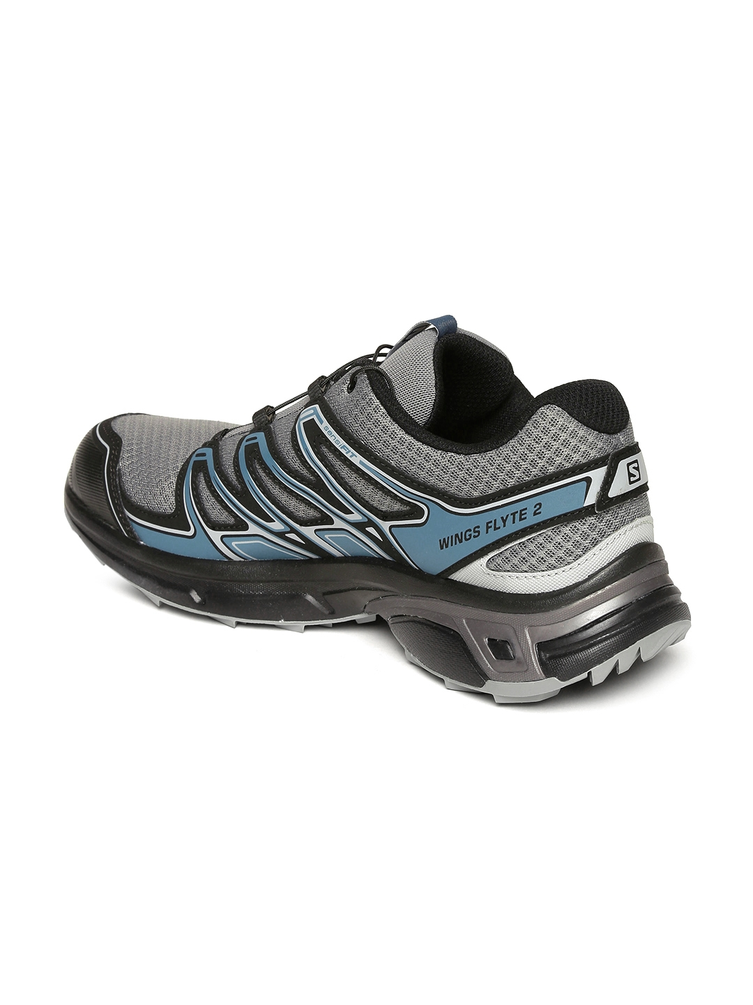 fa7ff7c2a038 Sport Salomon Wings Flyte 2 Mens Running Shoes Grey