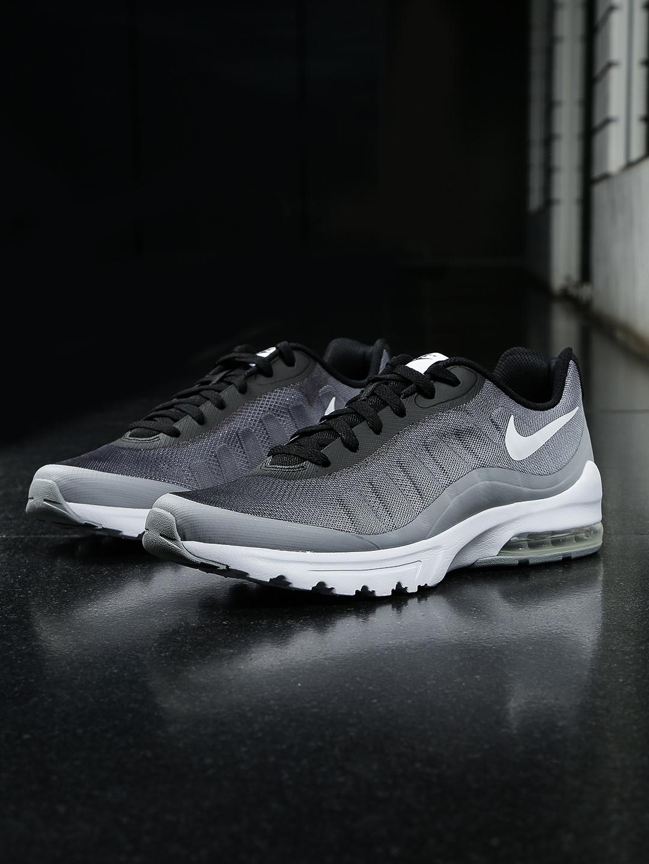 5ea0868e08 Buy Nike Men Grey AIR MAX INVIGOR PRINT Sneakers - Casual Shoes for ...